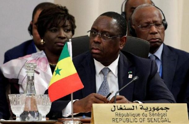 Senegal's Macky Sall signs decree scrapping post of Prime Minister