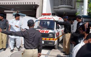 Explosion Kills 9, Wounds 24 Near Major Sufi Shrine in Pakistan (PHOTO, VIDEO)