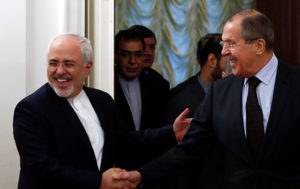 Russian FM Lavrov Holds Presser with Iranian Counterpart Zarif (VIDEO)