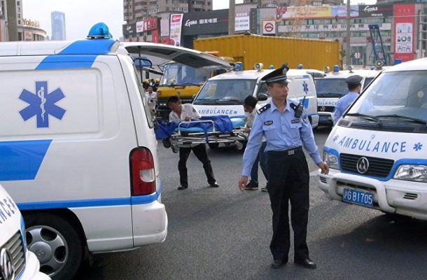 At Least 20 Trapped in Collapsed Building in Shanghai - Reports