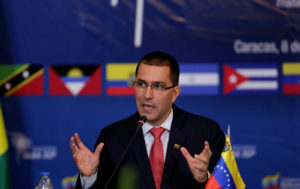 Venezuelan FM Holds Press Conference in Moscow After Meeting With Lavrov (VIDEO)