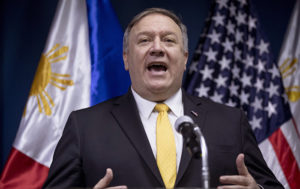 Pompeo's Message to Venezuelan People: 'The Time of Transition is Now' (VIDEO)