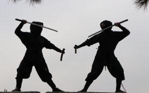Teenage Afghan NINJA GIRLS Bring Japanese Martial Arts to Kabul (VIDEO)