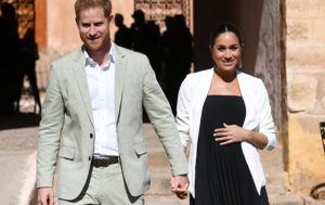 Duke and Duchess of Sussex Present Their New-Born to Public for 1st Time (VIDEO)