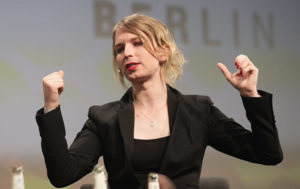 Chelsea Manning Gives Presser Ahead of Court Appearance (VIDEO)