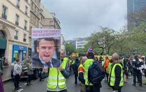 LIVE UPDATES: 26th Week of Yellow Vests Protests in Paris (VIDEO)