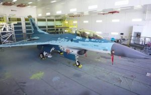 US Paints F-16 Jet in 'Ghost'' Colour Scheme of Russia's 5th-Gen Su-57 (VIDEO)