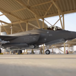 WATCH: F-35 Reportedly Stationed in UAE Takes Off With Full Payload