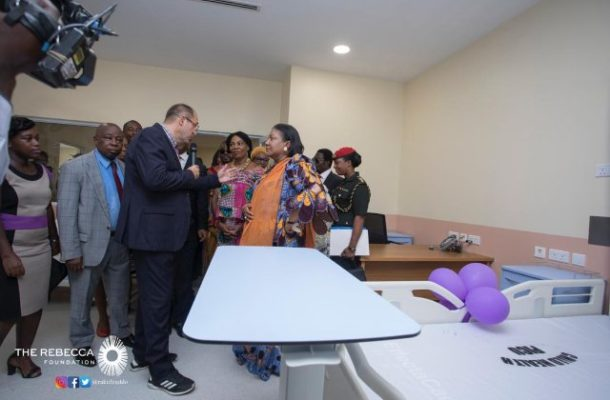 Please start 1 Teaching Hospital, 1 Neonatal Unit – Minister appeals to First Lady
