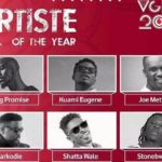 VGMA '19: Artiste of the Year, Song of the Year awards to be announced at a press conference