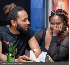 VIDEO: Lydia Forson inspired My Vajayjay Song - Wanlov