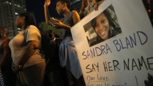 US: Sandra Bland's own video of 2015 Texas traffic stop surfaces