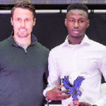 Boateng voted Crystal Palace Under-18 best player