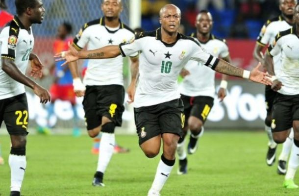 Black Stars players back Andre Ayew to succeed as Ghana captain