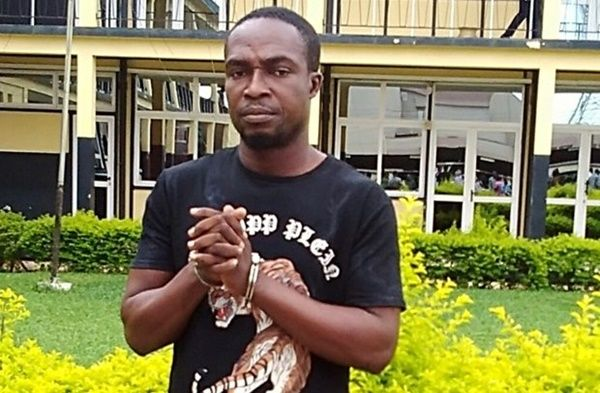 Robber who attacked guests of Asantehene arrested
