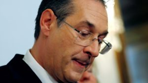 Austria's far-right vice-chancellor resigns over video scandal