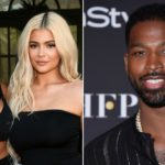 Kylie Jenner reacts to her best friend Jordyn Woods being kissed by Tristan Thompson