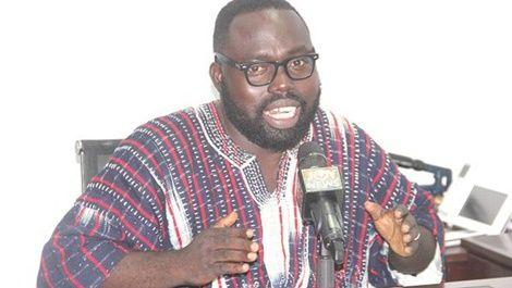 Leave your 'needless' office and go home to sleep  - Otukonor tells Martin Amidu