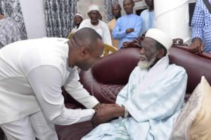 """NPP National Executives visit Chief Imam ahead of """"the night of power"""""""