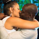 Chris Attoh's late wife was also married to another man