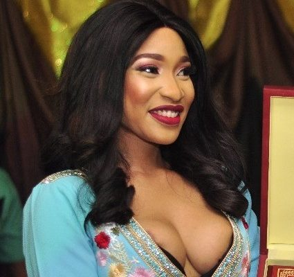 Tonto Dike plans breast enhancement surgery; appeals to Jesus for 'help'