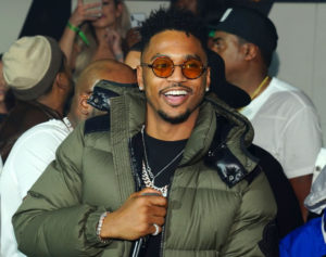 PHOTOS: 'We Are Blessed and Overjoyed' - Trey Songz reveals he's a father to a baby boy
