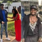 Nana Aba Anamoah's baby daddy sends special message to her on Mother's Day
