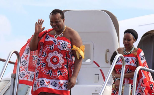 Marry more than one wife or face jail - Swaziland's King Mswati ORDERS