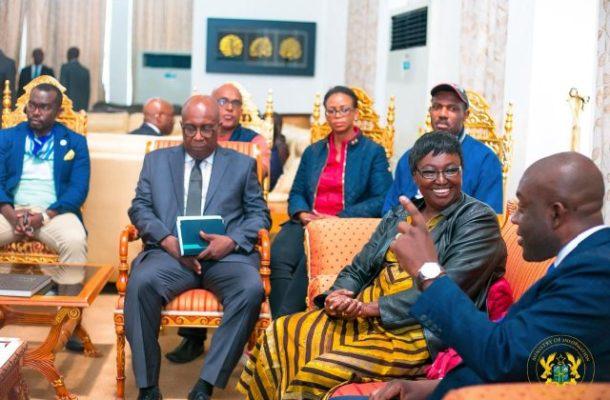 AU CFTA delegation in Ghana to assess bid for free trade