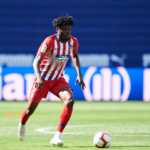 Partey flattered by Unai Emery scouting mission but happy to stay at Atlético Madrid