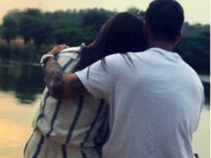 Video: Virat Kohli and Anushka Sharma spend romantic moments near a lakeside on her birthday ►