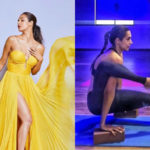 Malaika Arora practices a new form of yoga! See for yourself ►