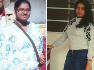 """Weight loss: """"I was HEARTBROKEN when people said no one would want to be with me because of my weight!"""""""