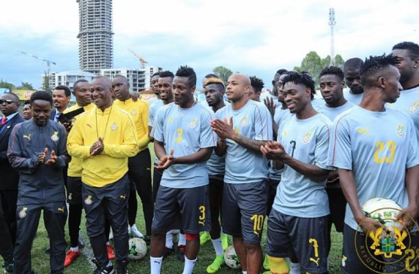 Ghana to announce AFCON squad on May 20
