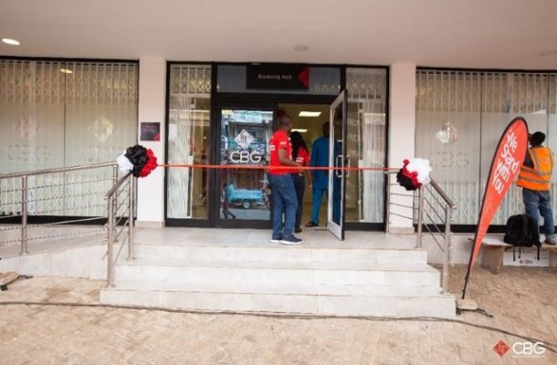 CBG boosts nationwide drive with two new Kumasi branches