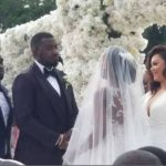VIDEOS from John Dumelo and Gifty's wedding