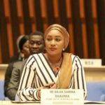 Samira Bawumia attends 72nd World Health Assembly Session in Geneva