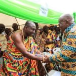 Your name will be written in Gold in Oti's History – Krachiwura tells Akufo-Addo