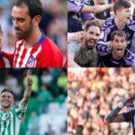 LaLiga Santander Matchday 37 in Numbers