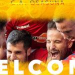 Osasuna are back in LaLiga Santander
