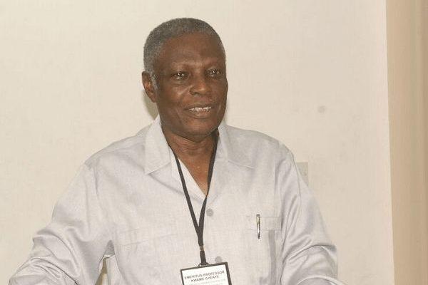 Prof. Kwame Gyekye dead