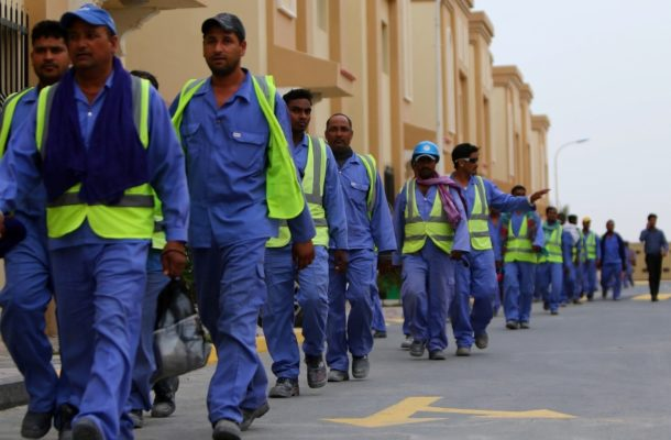UN calls on Qatar to reform workers rights, abolish death penalty