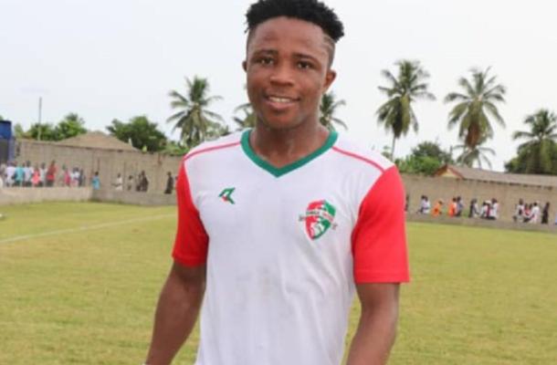 Karela United striker Diawisie Taylor insists he deserves Black Stars call-up