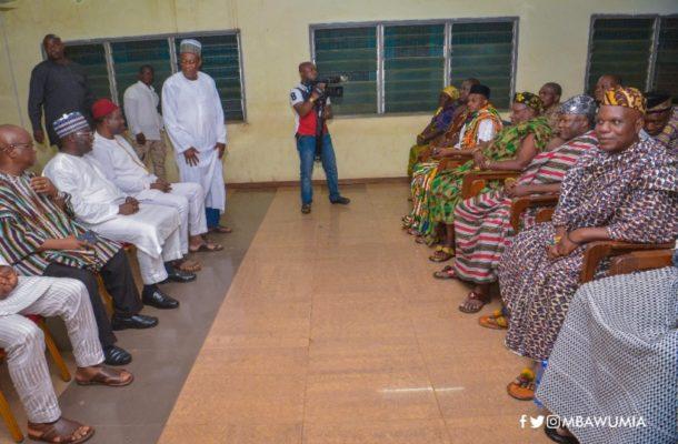Akufo-Addo has shown love to Zongos – Zongo chief