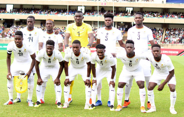 Ghana line-up two friendlies ahead of 2019 AFCON