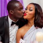 Chris Attoh speaks for the first time after wife's death
