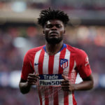 Thomas Partey plays full throttle in Atlético Madrid draw with Sevilla
