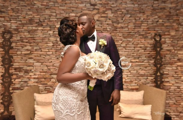 OFFICIAL PHOTOS: All the Glitz and Glam from John Dumelo's extravagant wedding