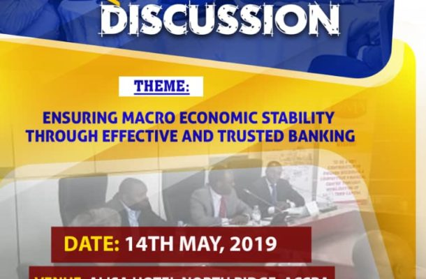 Integrity Magazine holds roundtable discussion on Economic stability
