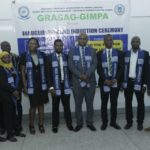 GIMPA GRASAG ushers in new executives